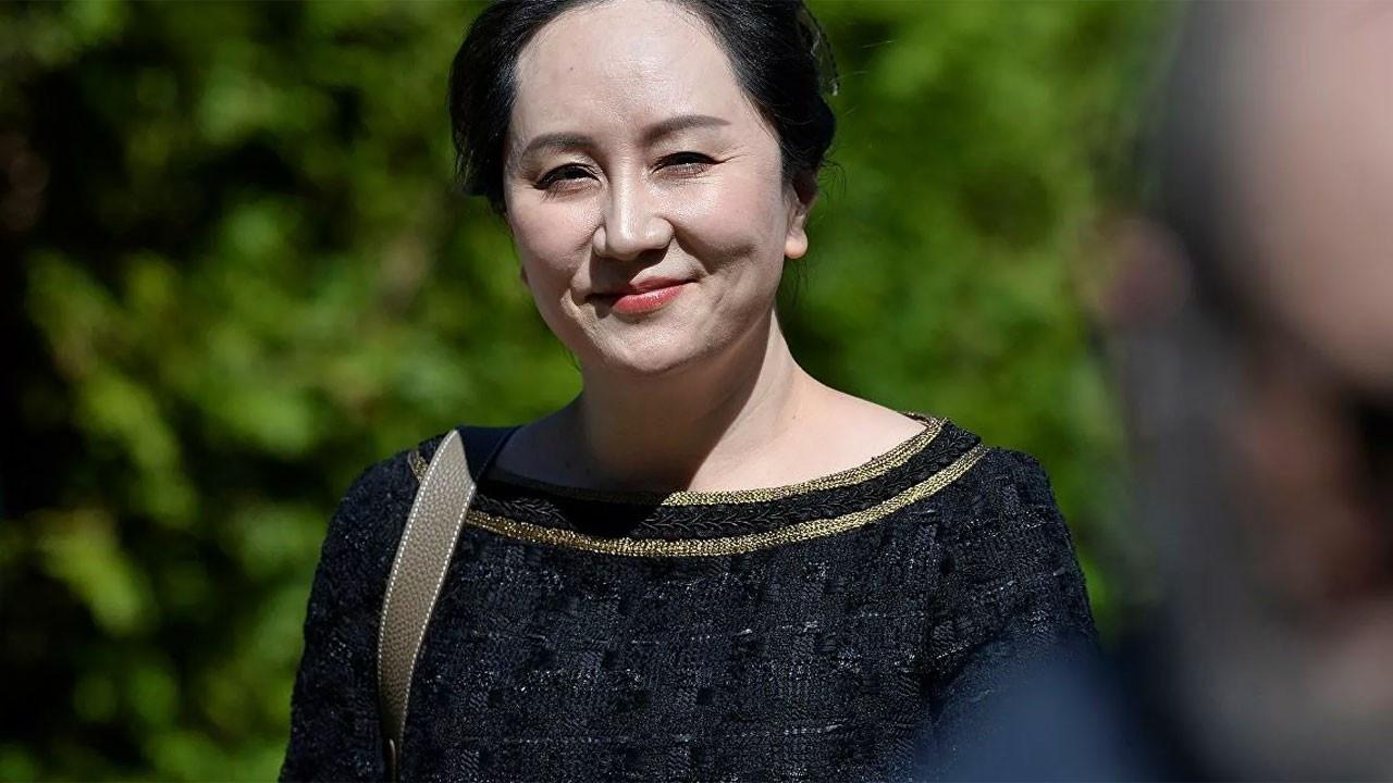 Huawei yöneticisi Mıng Vancou ile ABD anlaştı