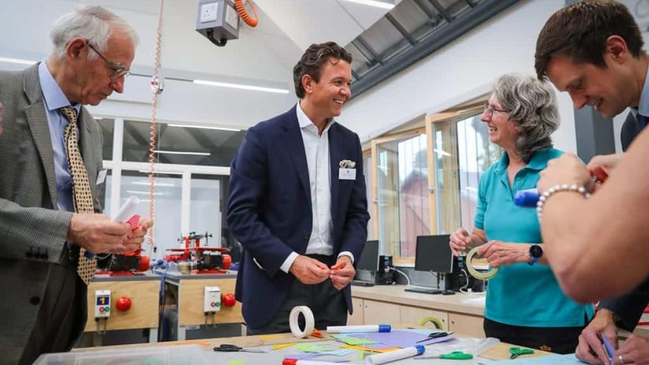 Beko, Marlborough'da inovasyon merkezi açtı