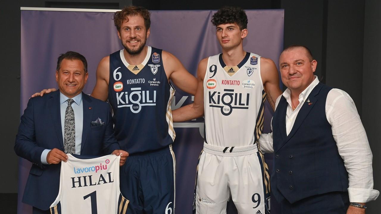 Kiğılı'dan Fortitudo Bologna kulübüyle sponsorluk anlaşması