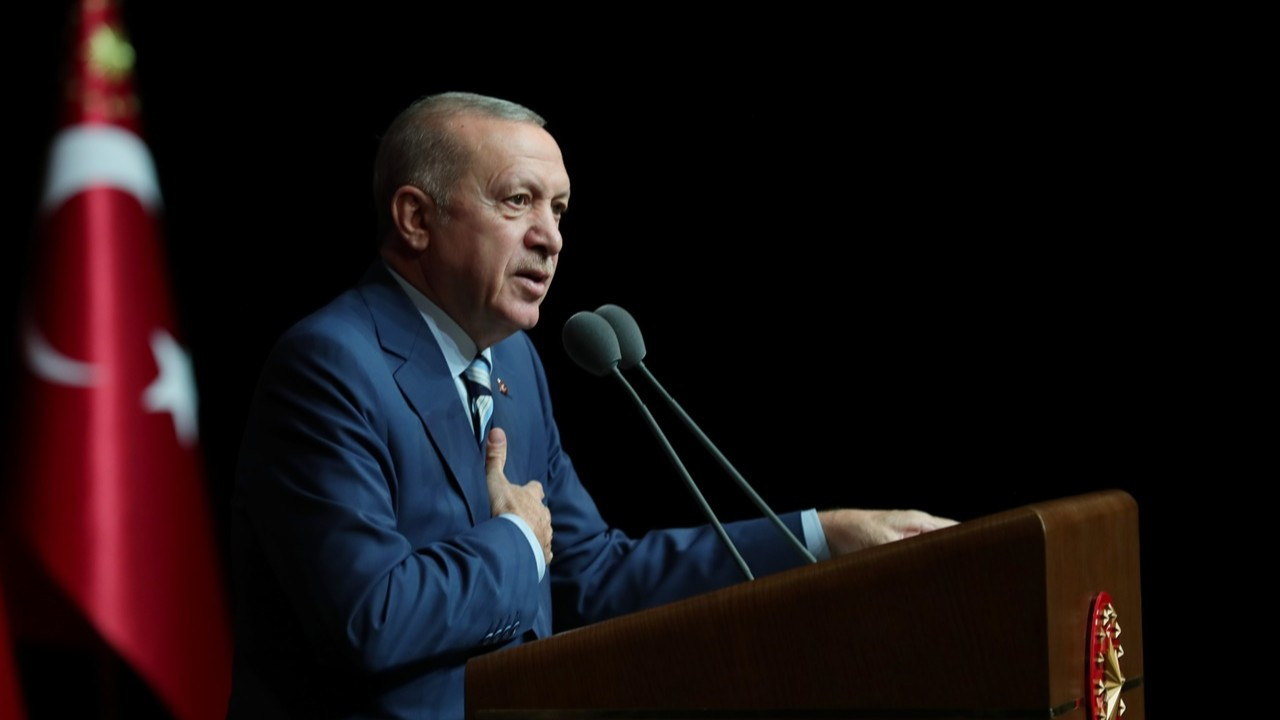 Erdoğan: Muhtarlarımızla daha yapacak çok işimiz var