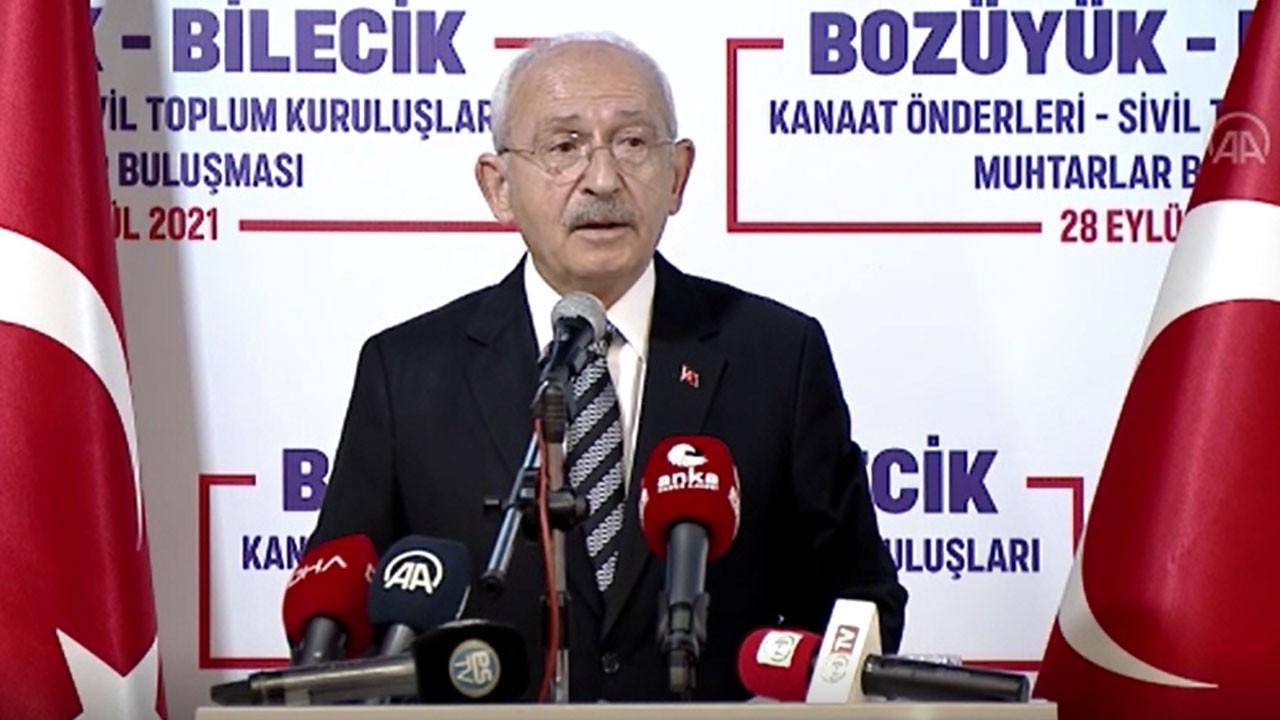 Kılıçdaroğlu: İktidarımızda bir yıl içinde yurt sorununu çözeceğim