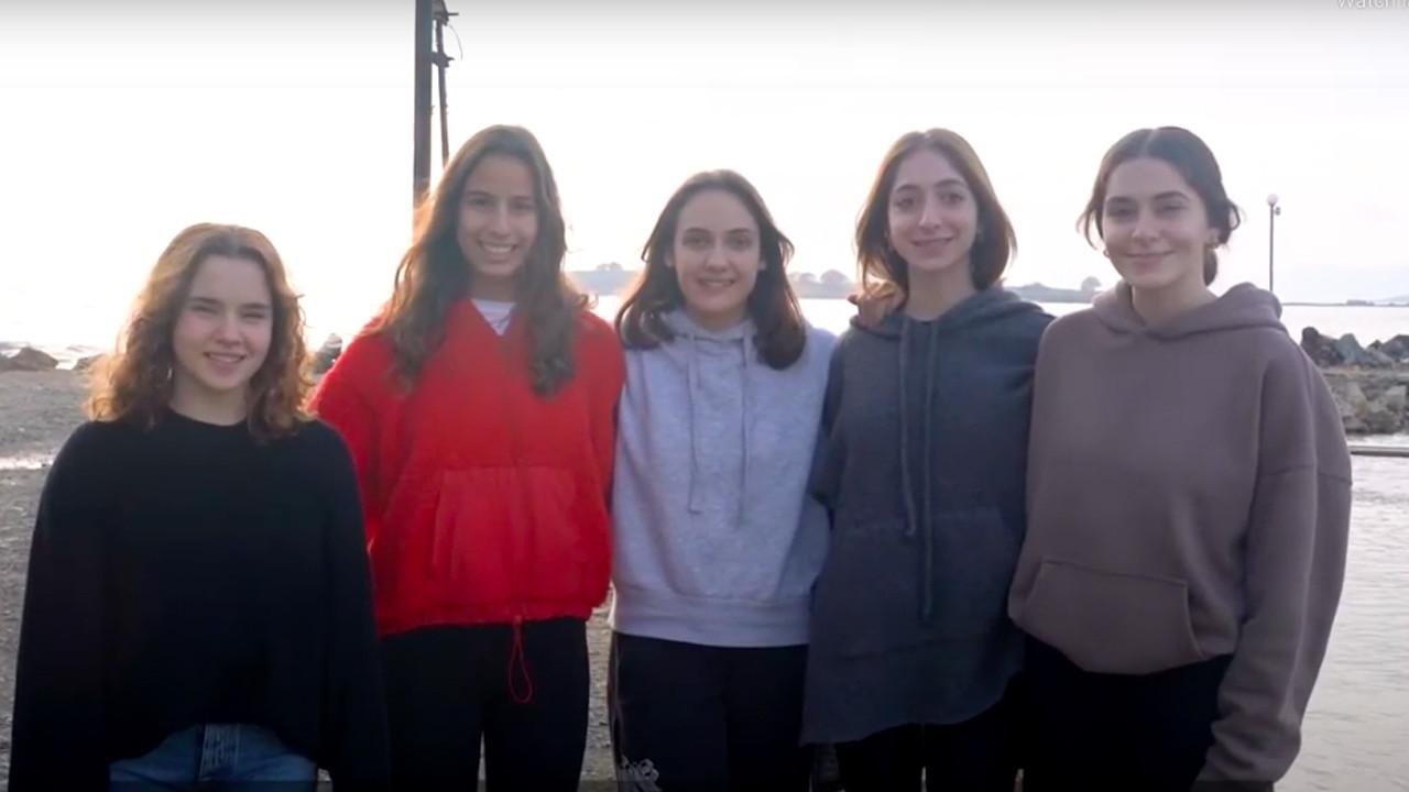 Liseli gençler çevre projesiyle dünya üçüncüsü oldu