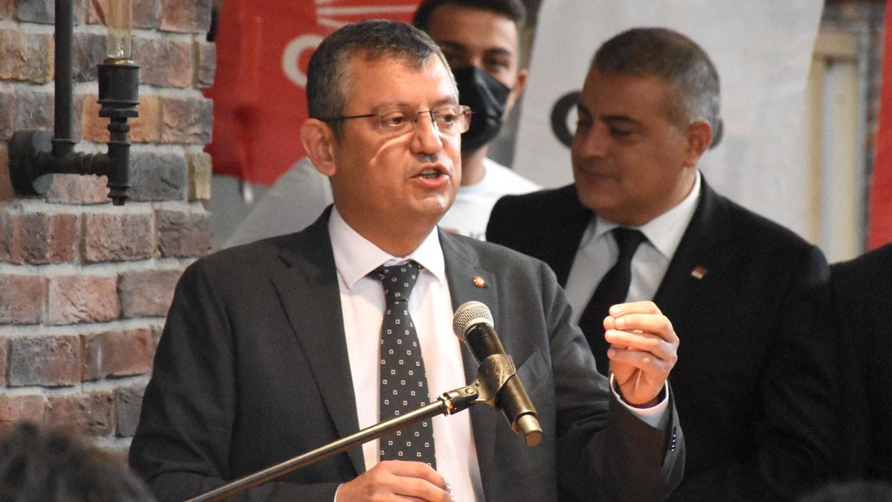CHP'li Özel: 81 ilde 'Cumhuriyet yurtları' yapılacak