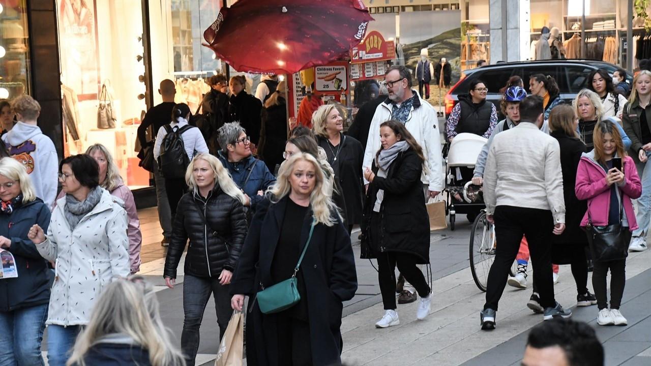 İsveç'te önlemler kaldırıldı
