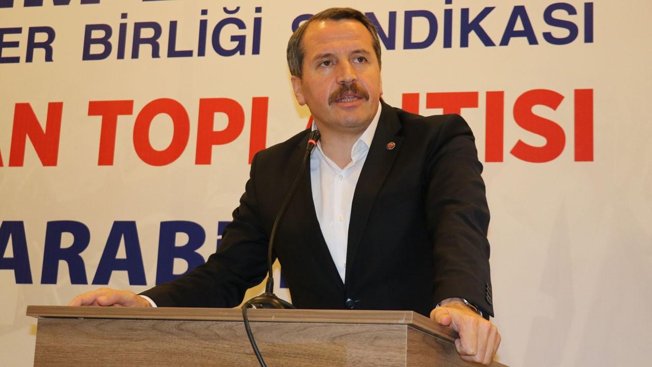 Ali Yalçın: Cumhurbaşkanı 3600 ek gösterge için talimat verdi