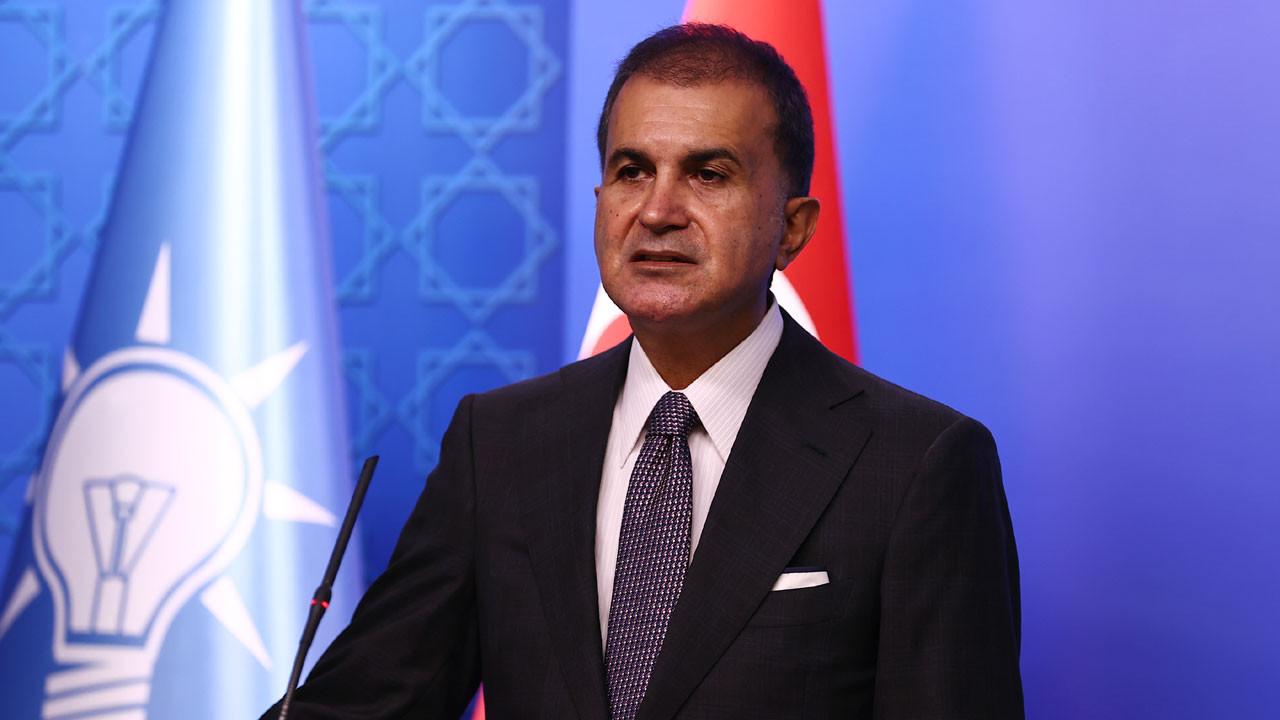 Ömer Çelik: Türkiye yatırım açışından güvenilir bir ülke