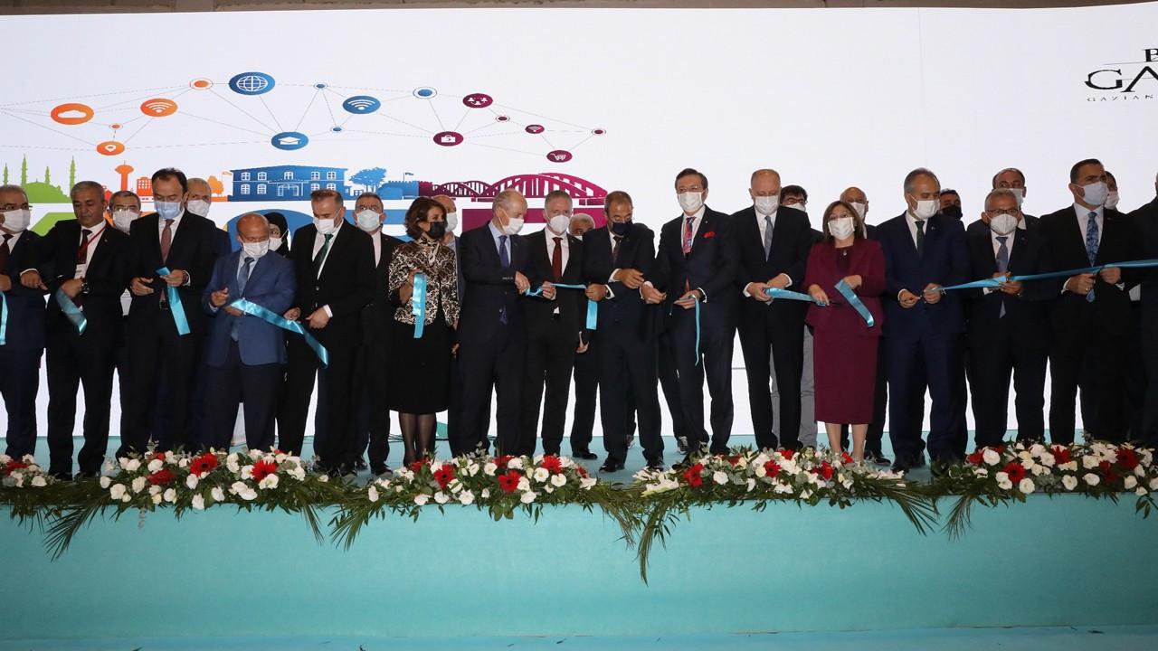 EXPOBEL kapılarını Gaziantep'te açtı