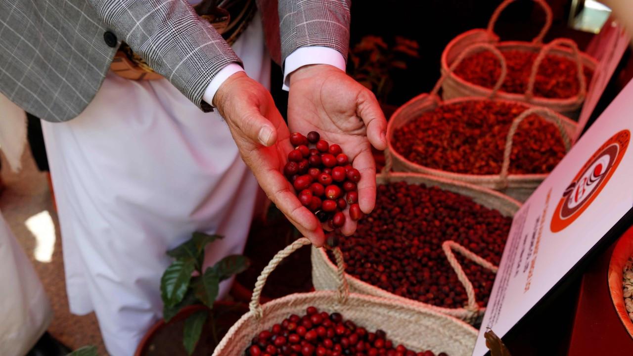 Meşhur Yemen kahvesinin festivali başladı