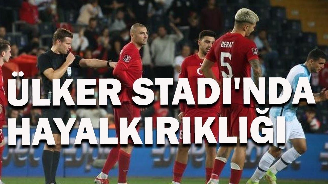 Türkiye kritik maçta Norveç'i deviremedi! Maç sonucu: 1-1