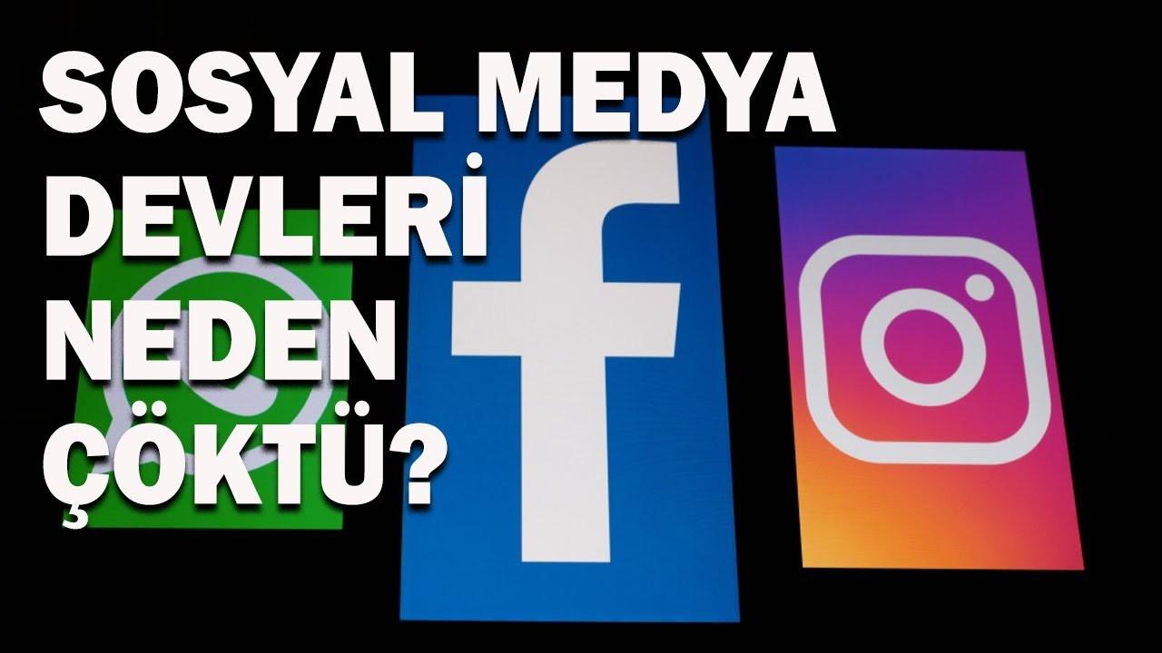 Facebook, Instagram ve WhatsApp'daki çöküşün perde arkası