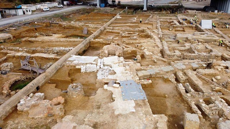 Haydarpaşa'da binlerce yıllık tarih ortaya çıkıyor - Sayfa 2