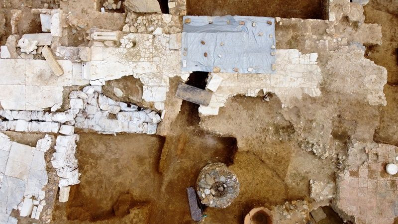 Haydarpaşa'da binlerce yıllık tarih ortaya çıkıyor - Sayfa 3