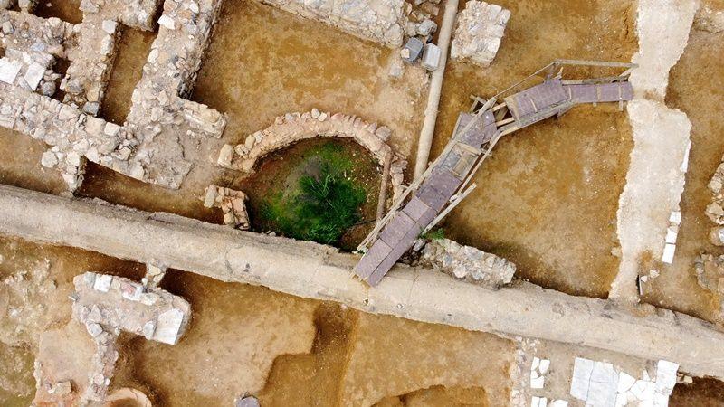 Haydarpaşa'da binlerce yıllık tarih ortaya çıkıyor - Sayfa 4
