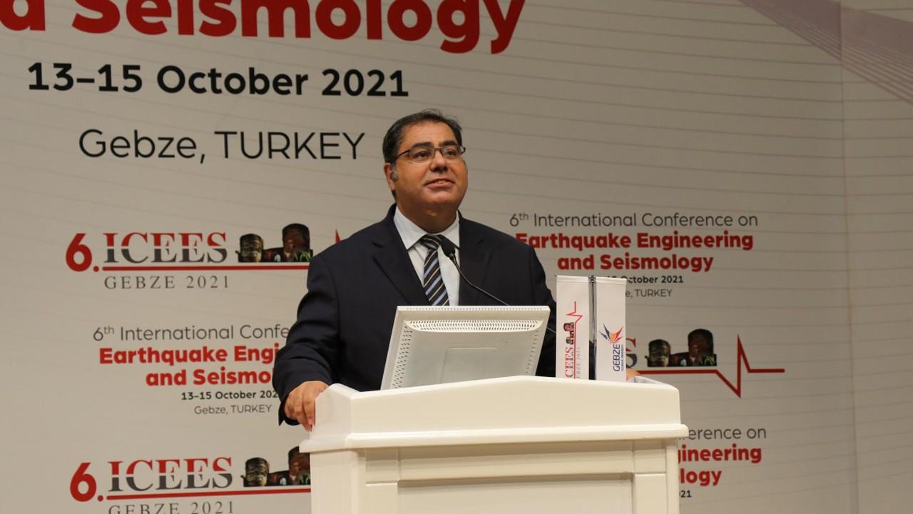 """""""6. Uluslararası Deprem Mühendisliği ve Sismoloji Konferansı"""" GTÜ'de gerçekleşti"""