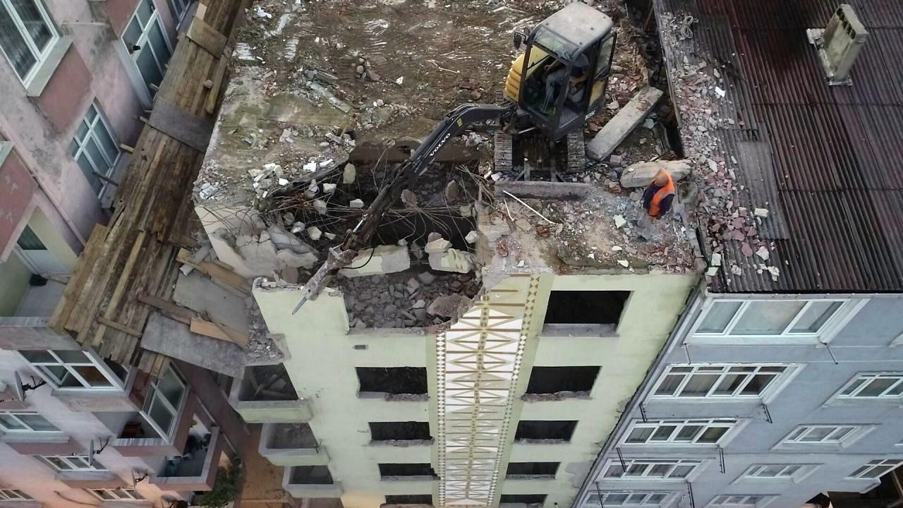Bina yıkımına ruhsat şartı geliyor