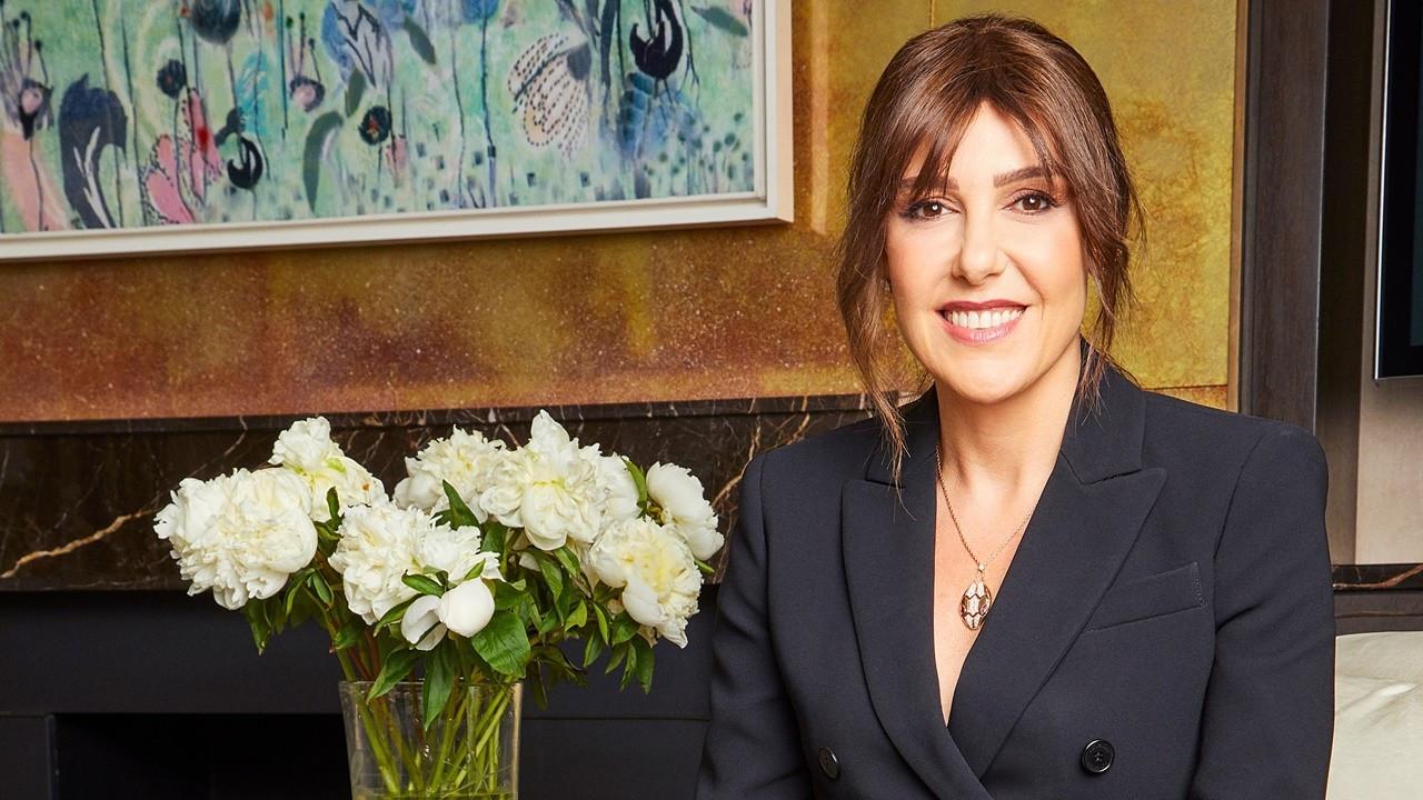 """Hanzade Doğan, """"Dünyanın En Güçlü Kadınları"""" listesinde"""