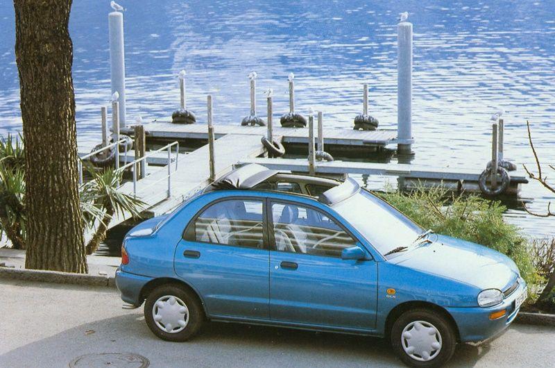90'ların Mazda modelleri kült klasiklere dönüştü - Sayfa 1
