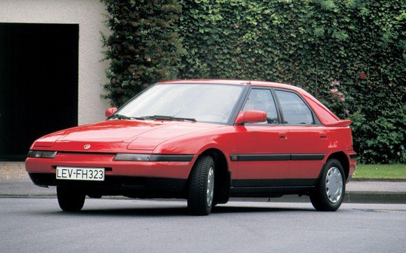 90'ların Mazda modelleri kült klasiklere dönüştü - Sayfa 2