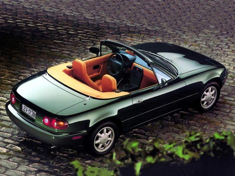 90'ların Mazda modelleri kült klasiklere dönüştü - Sayfa 4