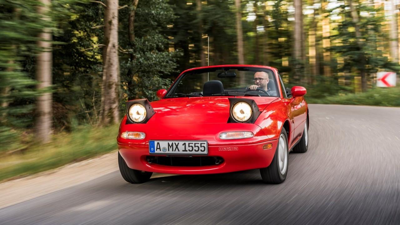 90'ların Mazda modelleri kült klasiklere dönüştü