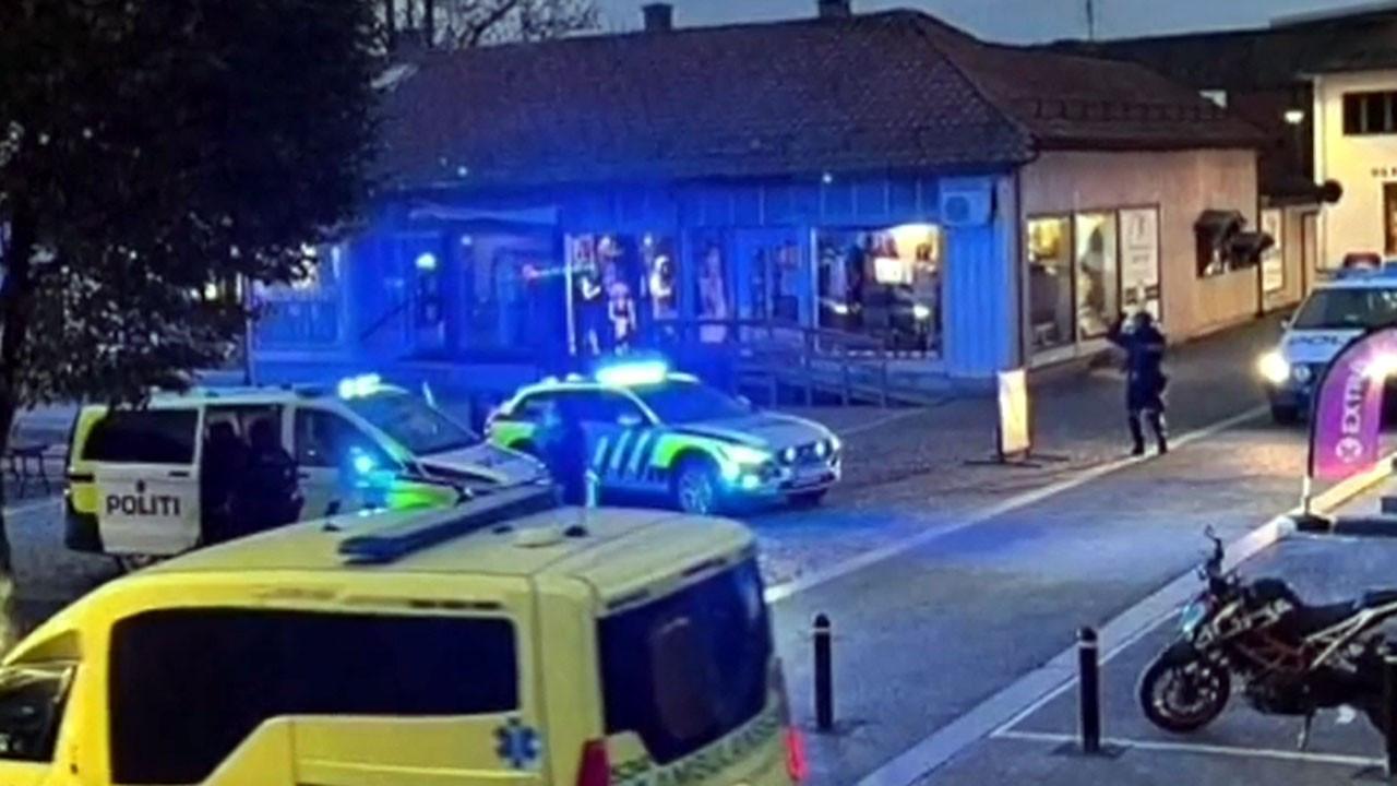 Norveç'te oklu saldırı: Çok sayıda ölü var