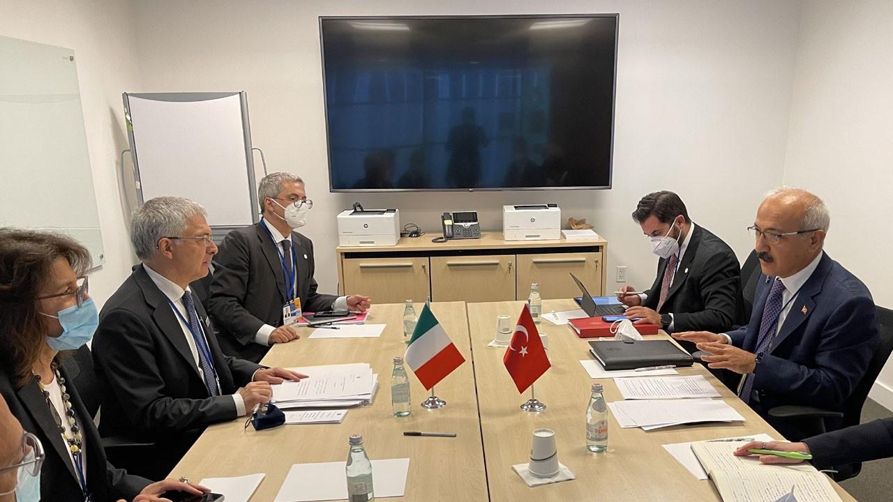 Bakan Elvan, G-20 Bakanlar Toplantısı'na katıldı