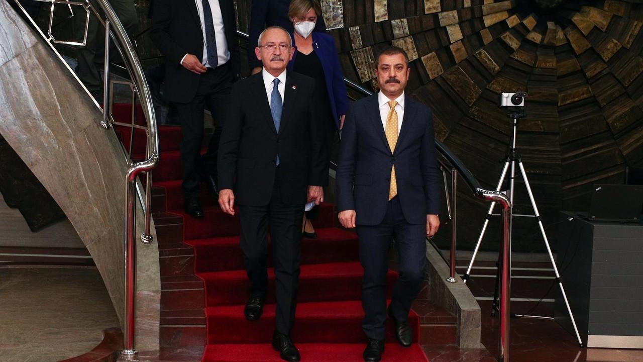 Kılıçdaroğlu: Siyaset müdahale etmesin, Kavcıoğlu: Bir kısmı bizim tercihimiz