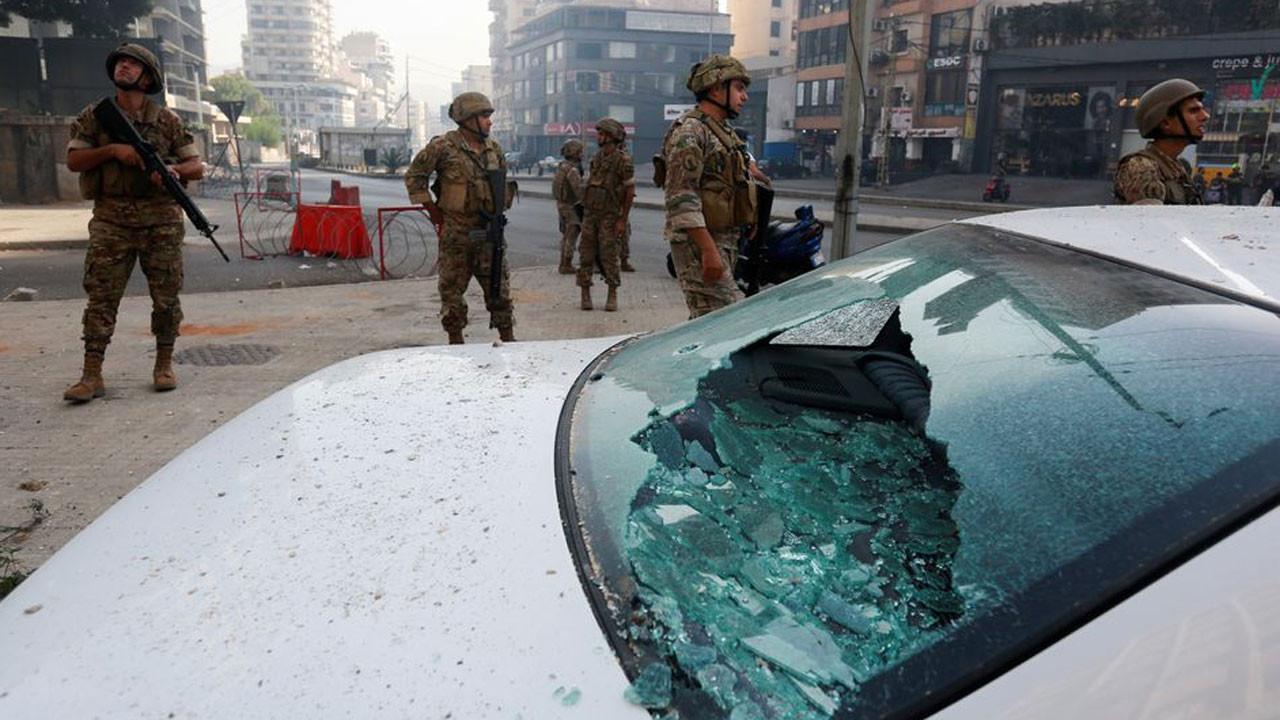 Beyrut'taki saldırıyla ilgili 19 gözaltı
