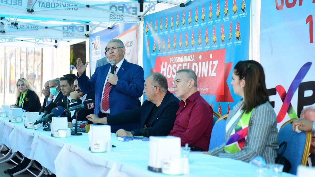 Expo zamanı Kahramanmaraş'a 2 milyon turist gelecek
