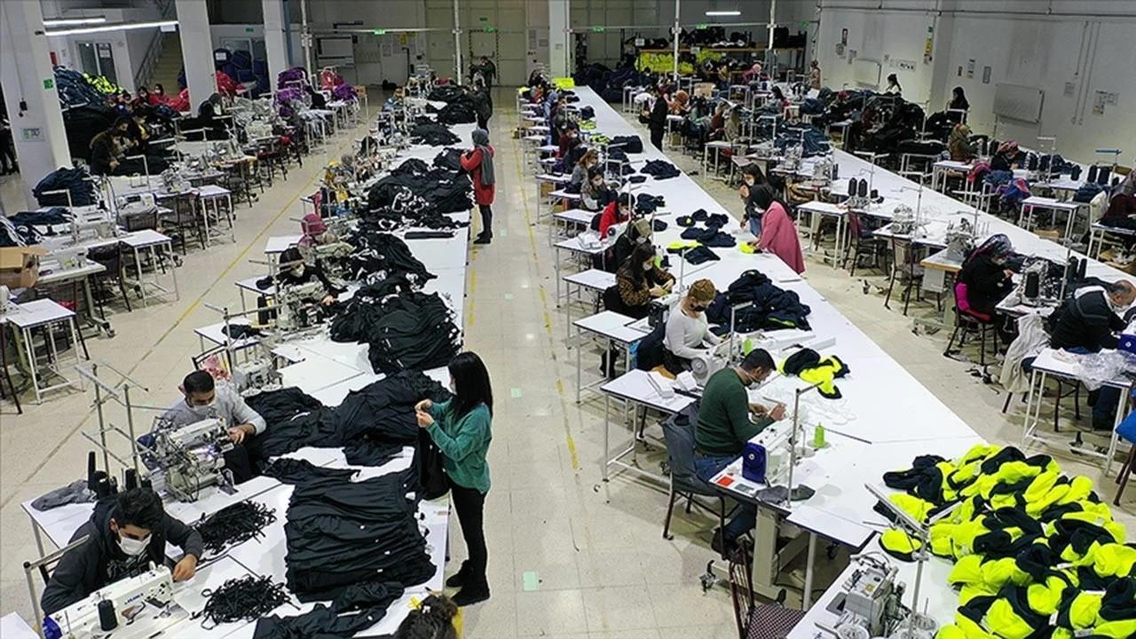 Diyarbakır Tekstil OSB'de 7 fabrika yaptırılacak