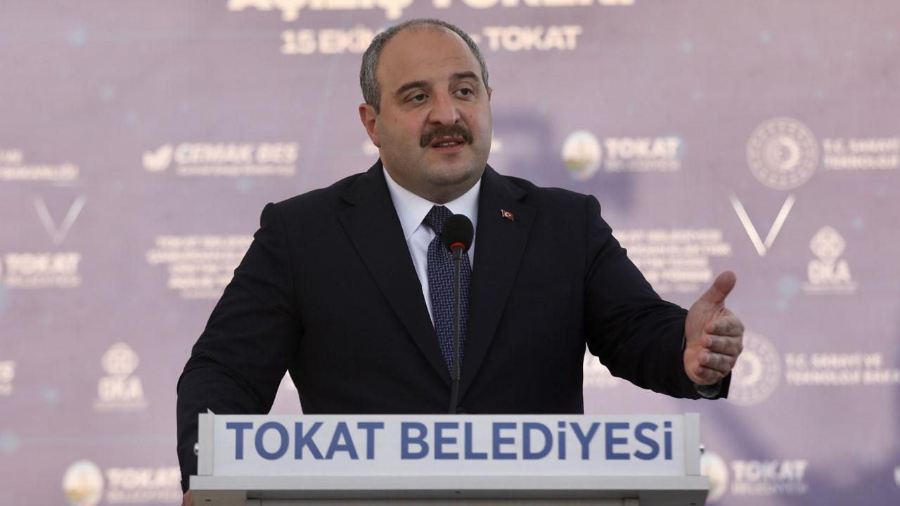 Bakan Varank, Çamurdan Elektrik Üretim Tesisi'ni hizmete açtı