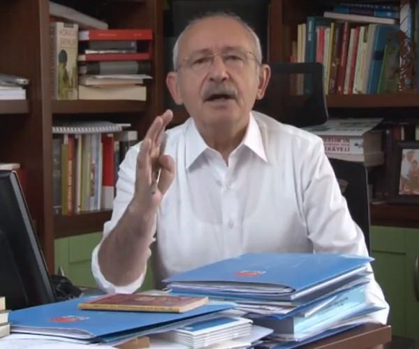 Kılıçdaroğlu çağrı yaptı, AK Parti'den tepki geldi