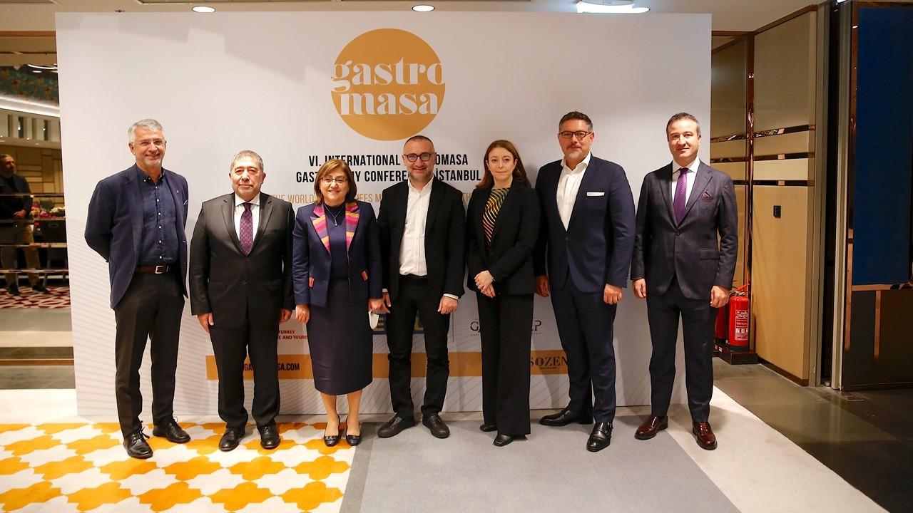 Dünyaca ünlü şefler ve yeme-içme tutkunları Gastromasa'da buluşuyor