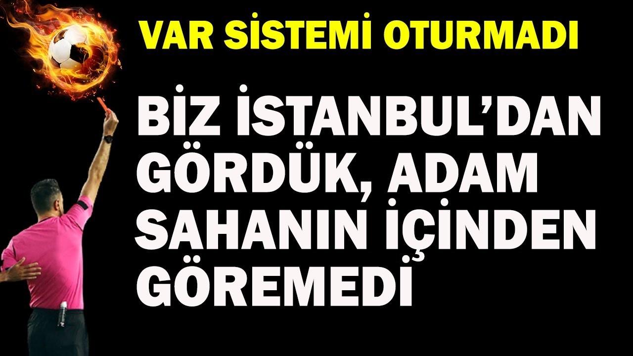 Trabzonspor 3-1 Fenerbahçe | Ali Şansalan'ın Kararları Derbiye Damga Vurdu!