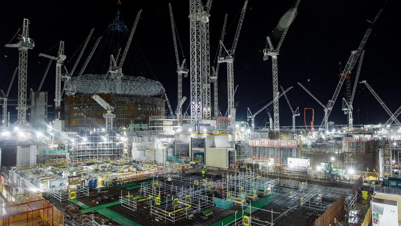 ENKA'dan İngiltere'de nükleer santral sözleşmesi