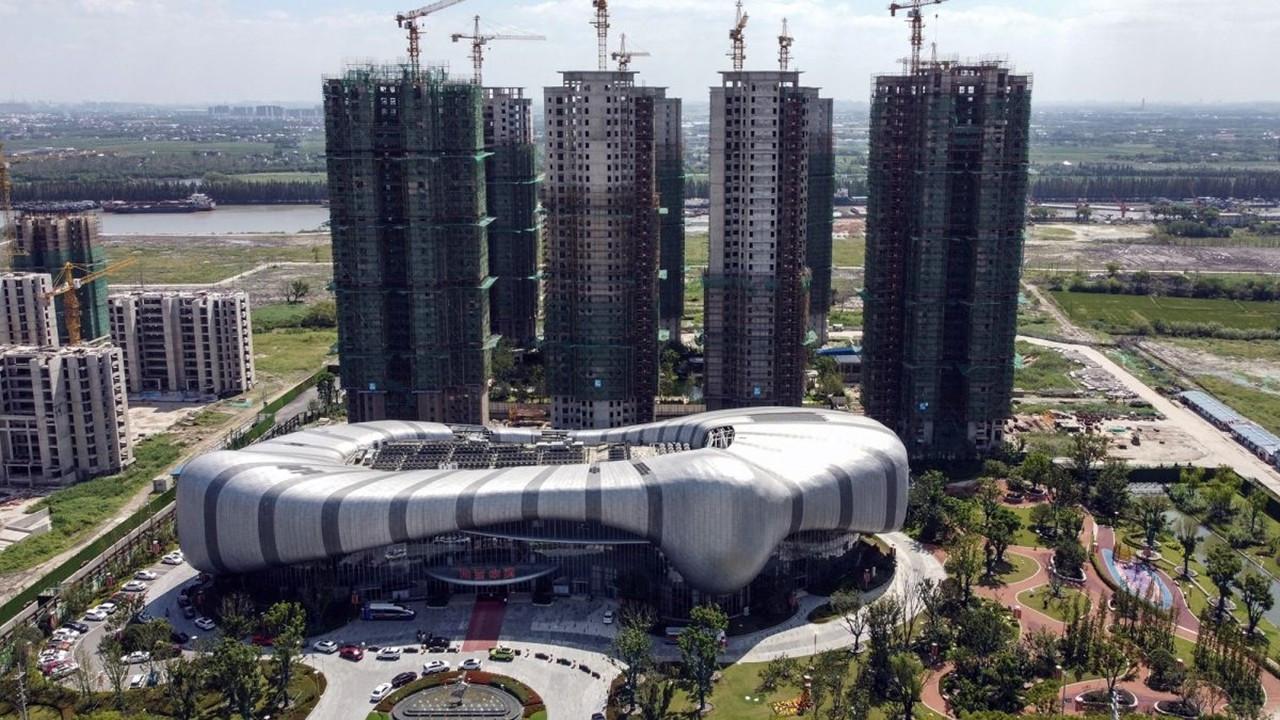 Çinli emlak devi Evergrande'nin planları suya düştü