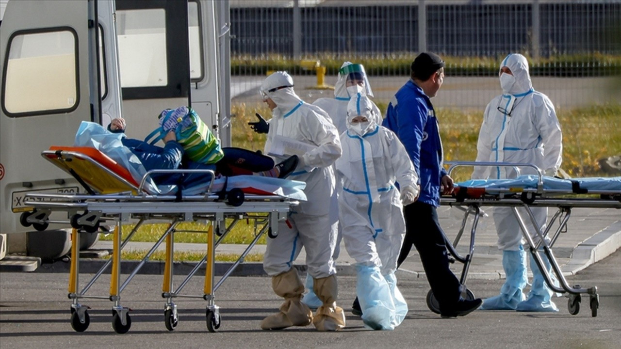 Rusya'da vaka ve can kayıpları en yüksek seviyede