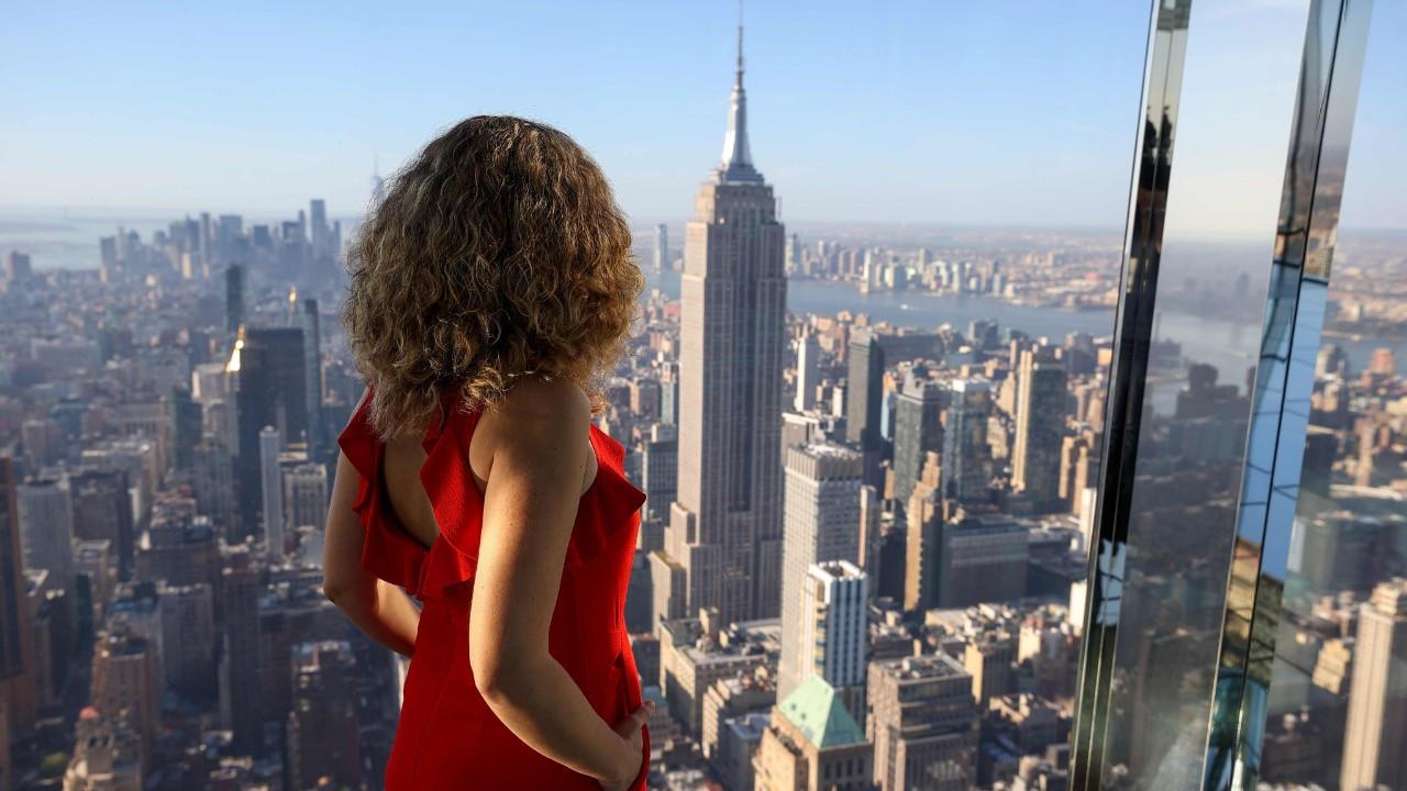 New York'ta nefes kesen açılış
