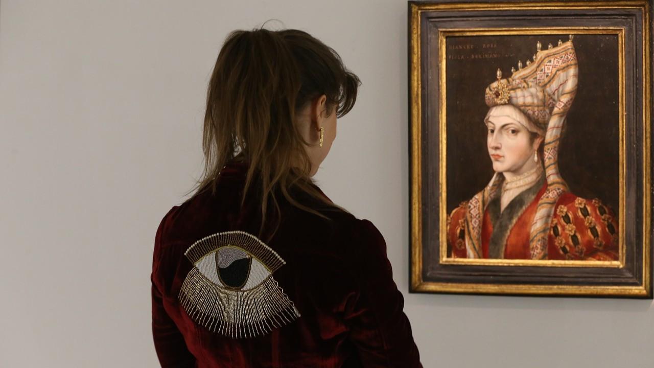 Hürrem Sultan'ın portresi açık artırmayla satılacak