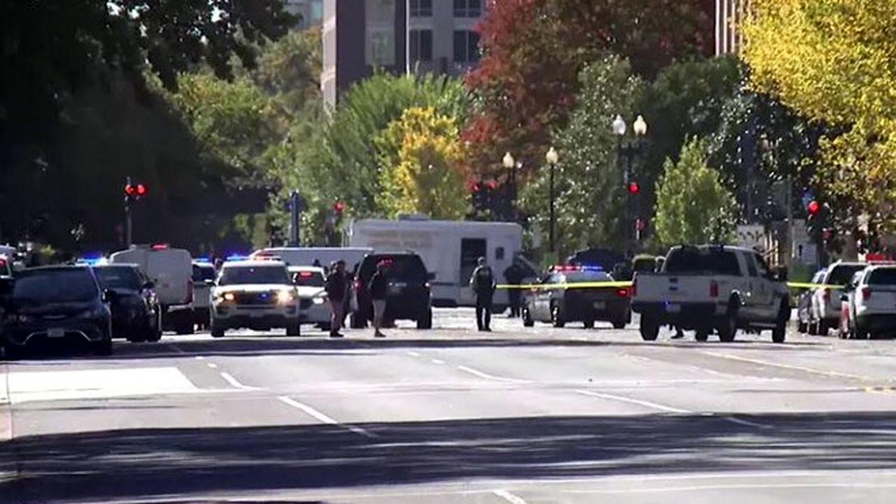 Washington DC'de bomba alarmı