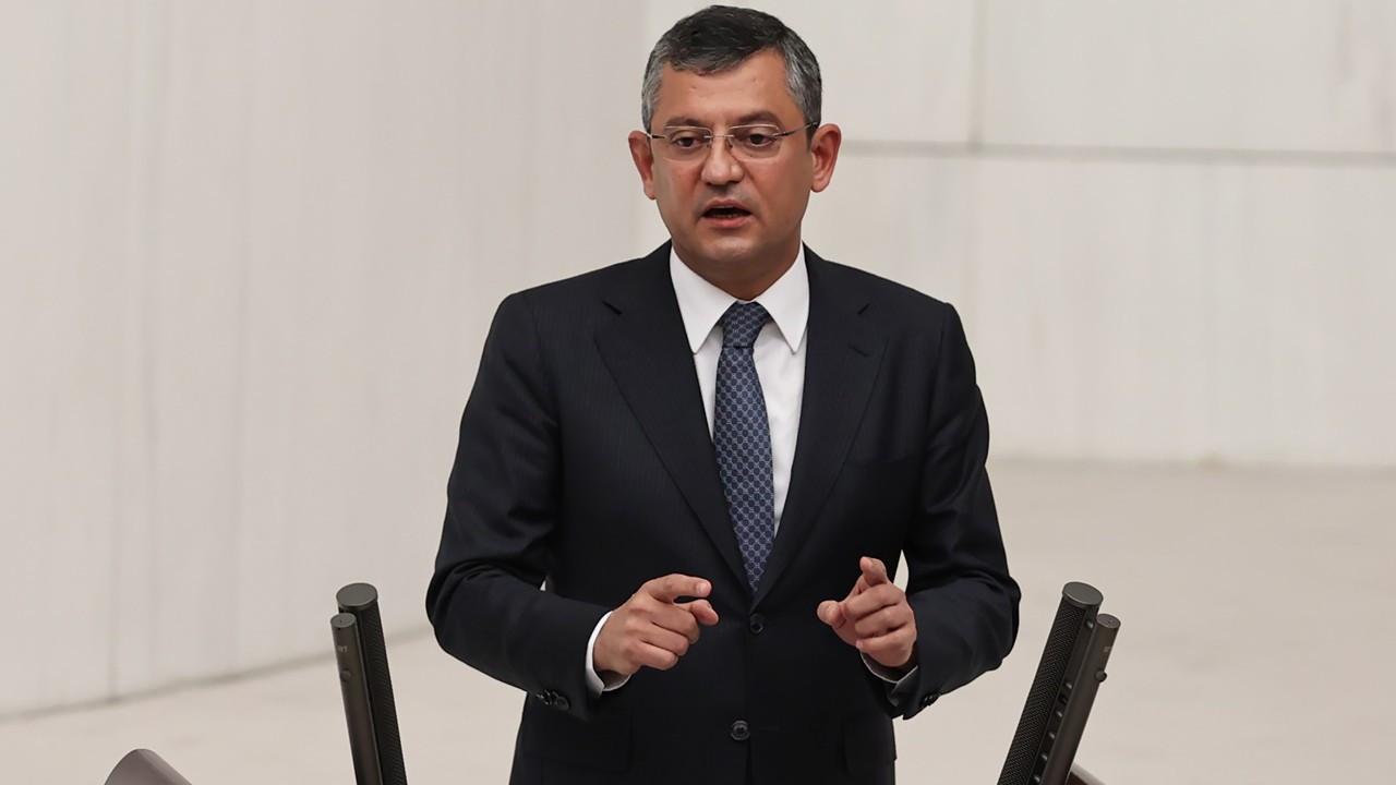 Özgür Özel: CHP'nin cevabı 'hayır'dır