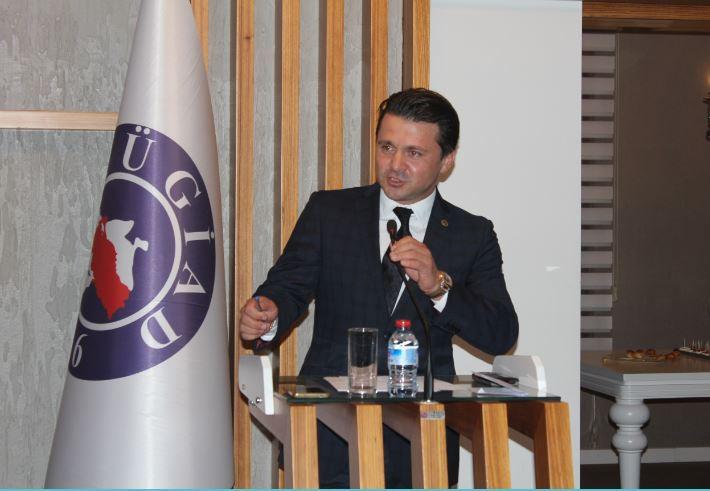 TÜGİAD Ankara'da yeni yönetim dönemi başlıyor