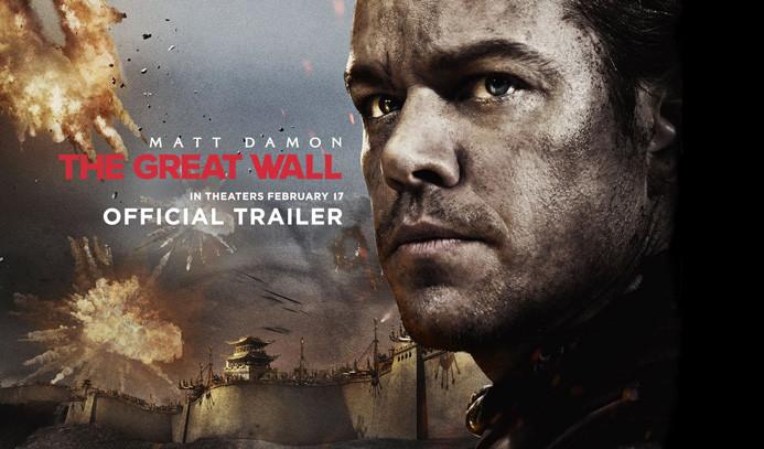 Mat Damon'lu The Great Wall'dan yeni fragman