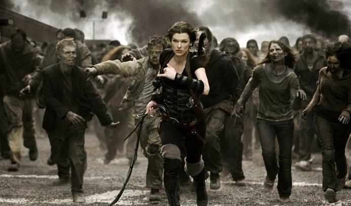 Resident Evil: The Final Chapter'dan muhteşem fragman