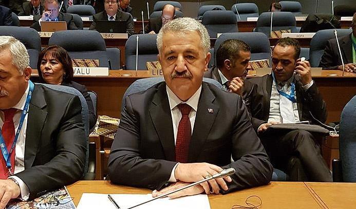 """""""Türkiye dünya sivil havacılığında da söz sahibi olacak"""""""
