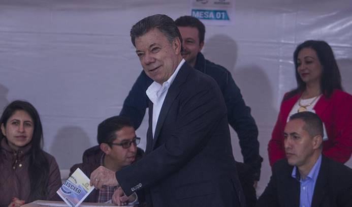 Kolombiya'da 'barış' referandumu
