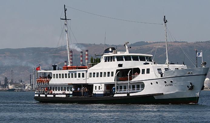 Kocaeli deniz ulaşımında tarife değişikliği yapıldı