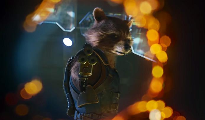 Guardians of the Galaxy'den ilk Sneak Peek!