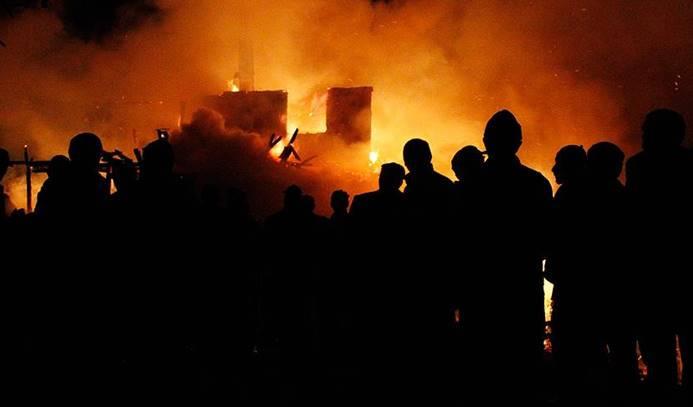 ARAMCO'da yangın: 2 ölü, 16 yaralı