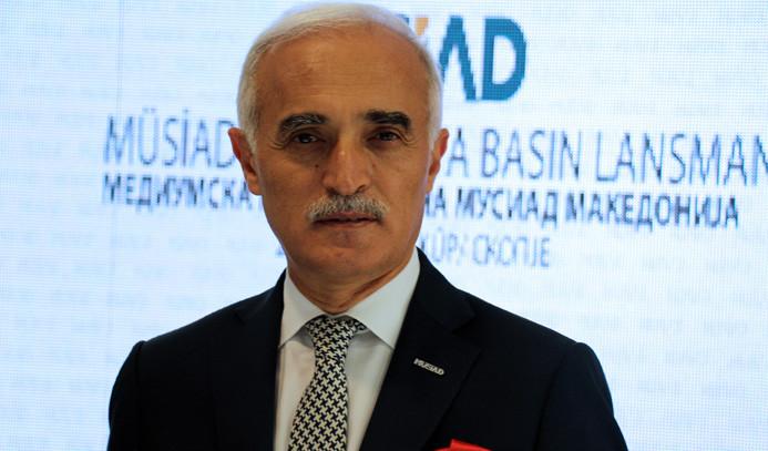 MÜSİAD Balkanlar'a açılıyor